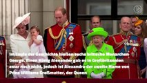George, Charlotte und Louis: Darum heißen die Kinder von William und Kate so