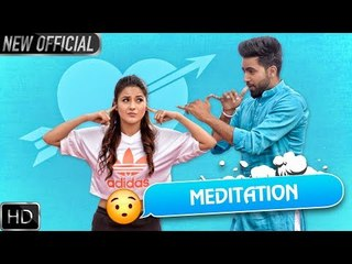 Manna Mand I Meditation I Shehnaz Gill I Music Waves I Latest Video 2018 I