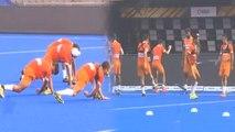 India VS Canada Hockey World Cup 2018:  Team India warm up to outplay Canada|Oneindia News