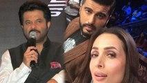 Malaika Arora & Arjun Kapoor Relationship : Anil Kapoor's Reaction on Malaika & Arjun| FilmiBeat