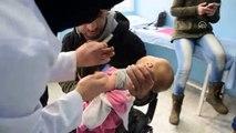 Sağlık Bakanlığı Afrin'in Racu beldesinde sağlık merkezi açtı (2) - AFRİN