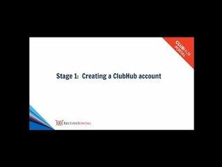 British Rowing ClubHub Portal - Stage 1