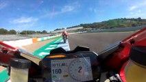 Ducati Panigale V4 R Jerez Test