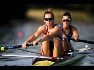 Hattie Taylor discusses her excitement for making her senior World Rowing Championships debut