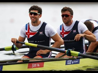 Matthew Tarrant looks ahead to the men's eight campaign at the 2018 World Rowing Championships