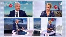 Laurent Wauquiez moqué sur le Net après avoir affirmé ce matin sur France 2 n'avoir jamais mis de gilet jaune - VIDEO