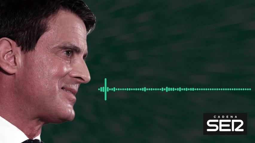 """Valls: """"No puede haber ningún pacto con Vox"""""""