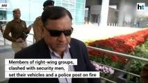 Bulandshahr violence: It is a big conspiracy, says UP DGP