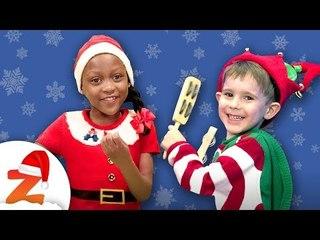 Jingle Bells  Christmas Songs & Nursery Rhymes | Zouzounia TV
