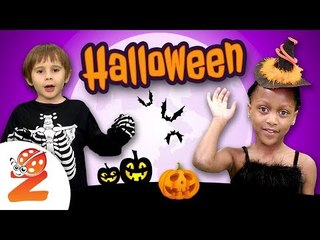 Halloween  Kids Party | Nursery Rhymes and Songs Collection