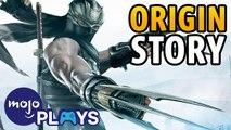 Origin Story: Ryu Hayabusa from Ninja Gaiden