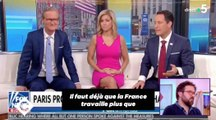 Pour Fox News, les Français travaillent 4 jours par semaine - ZAPPING ACTU DU 06/12/2018