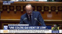 """Edouard Philippe se dit """"prêt à examiner les mesures qui permettraient d'augmenter"""" le SMIC"""
