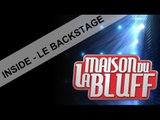 Inside LMDB - Découvrez les coulisses de La Maison du Bluff Saison 5.