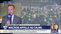 """Manifestation: le premier adjoint à la mairie de Paris """"craint que Paris soit un terrain d'affrontements"""""""