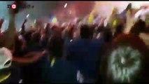 Il Boca Juniors vola verso il Supeclasico a Madrid, l'incredibile abbraccio dei tifosi | Notizie.it