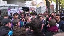 Université Paris-Tolbiac: le blocage se poursuit