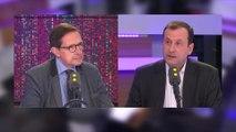 """""""Gilets jaunes"""" : """"Il faut que le gouvernement ouvre des discussions avec la société civile, avec les syndicats"""", estime l'économiste Christian Saint-Étienne"""