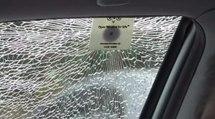 OWL, la tarjeta que rompe la ventanilla de un coche en dos segundos