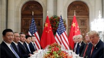 Trump Praises China On Death Penalty For Fentanyl 'Pushers'