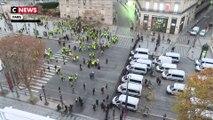 Gilets jaunes : un dispositif de sécurité revu pour le samedi 8 décembre