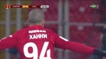 But de Hanni vs Ural en coupe