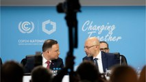 Poland's Deputy Environment Minister Makes Bold Statement At U.N. Climate Talks
