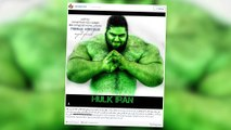 Bodybuilder 'The Iranian Hulk' Is FREAKIN' HUGE!