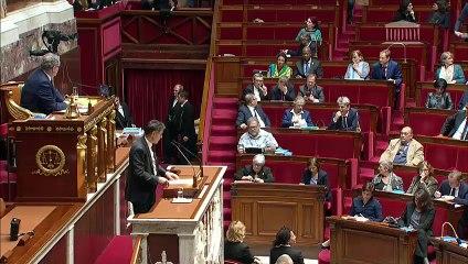 Olivier Faure - Débat à l'Assemblée nationale - 5 décembre 2018