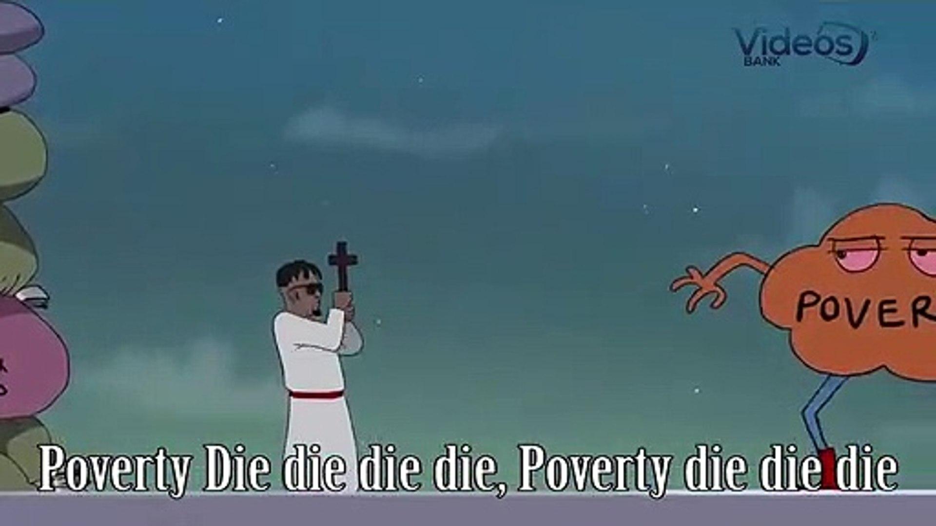 OLAMIDE - POVERTY DIE ( VIDEOS WITH LYRICS)