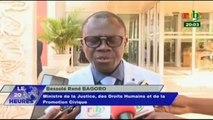 RTB - La justice Française émet un avis favorable à l'extradition de Francois Compaoré au Burkina Faso