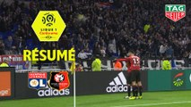 Olympique Lyonnais - Stade Rennais FC (0-2)  - Résumé - (OL-SRFC) / 2018-19