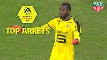 Top arrêts 16ème journée - Ligue 1 Conforama / 2018-19