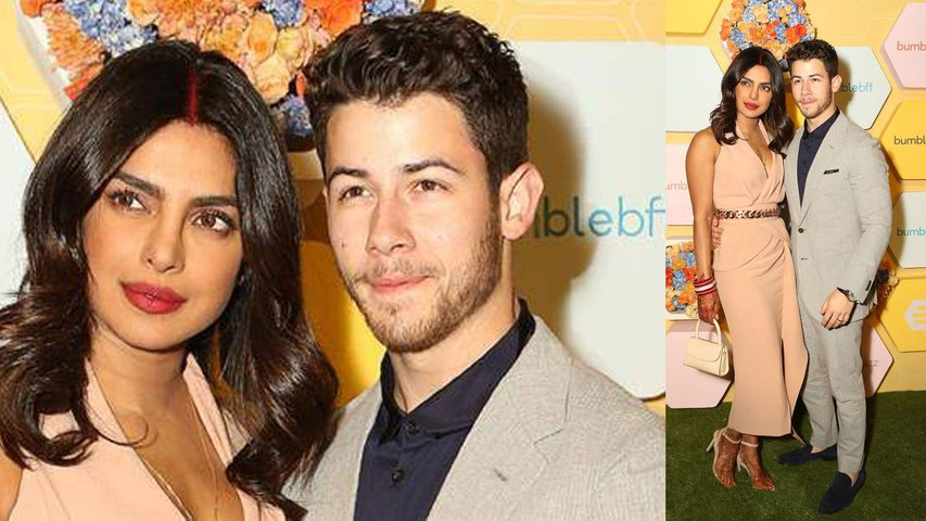 Priyanka Chopra & Nick Jonas attend First Public Event as a Married Couple in style | Boldsky