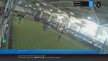 Faute de Nils - TEAM BLC Vs 97CM FIVE - 03/12/18 21:00 - Ligue5 Lundi - Créteil (LeFive) Soccer Park