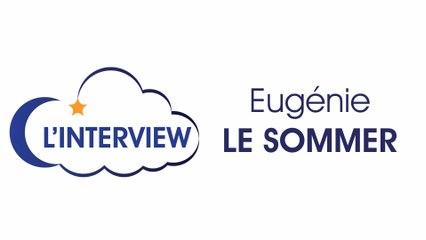 C LINTERVIEW / Eugénie LE SOMMER, footballeuse pro Olympique Lyonnais
