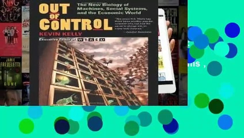 Social Systems The New Biology of Machines and the Economic World Out of Control