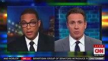 CNN Host Don Lemon Slams Donald Trump For Attending George H.W. Bush Funeral