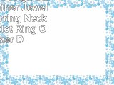 Jack Cube Design Stackable Leather Jewelry Tray Earring Necklace Bracelet Ring Organizer