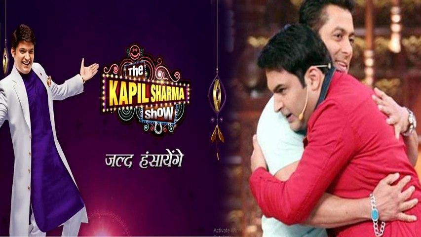 Kapil Sharma Show's first Celebrity guest is Salman Khan with Family    Boldsky