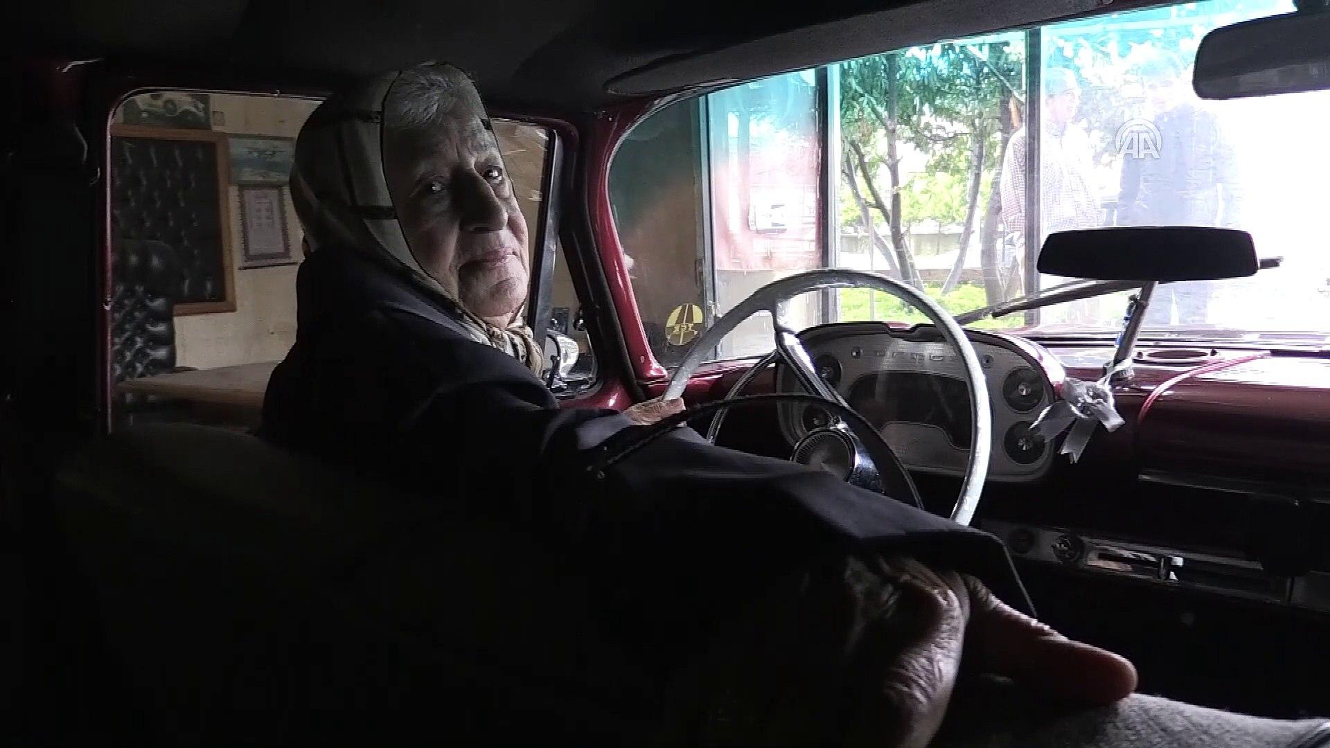Eşinden kalan otomobile gözü gibi bakıyor - ORDU