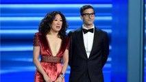 Sandra Oh & Andy Samberg Named Golden Globes Host