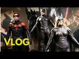 Batman 75th Anniversary Exhibit at Warner Bros Studios