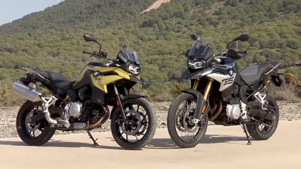 The new BMW F 750 GS and F 850 GS Film