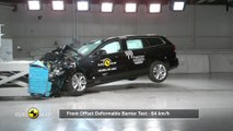 Volvo S60 mit Maximum von fünf Sternen im Euro NCAP Crashtest
