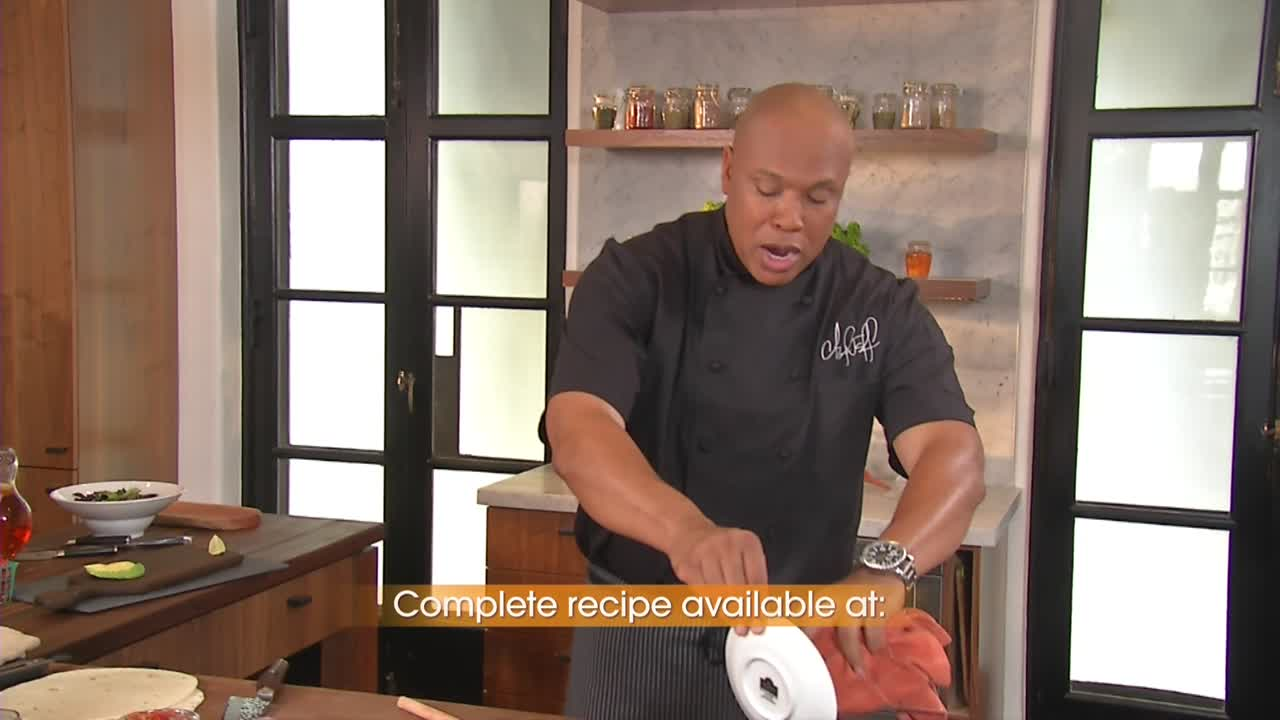 Shrimp Quesadilla