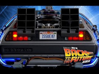 Building the DeLorean Issue #87