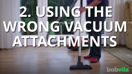 7 Ways You May Be Ruining Your Wood Floors