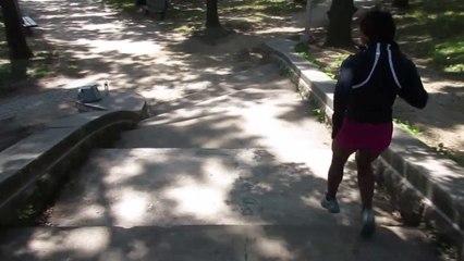 Ep 4 Nicole ChaplinCentral Park Workout