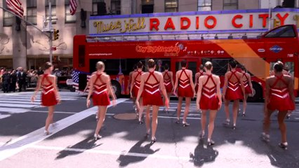Rockettes Free Performance: Christmas in August
